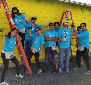 IRL team building